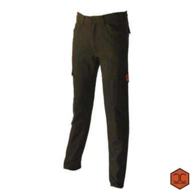 Pantalone canvas antispine
