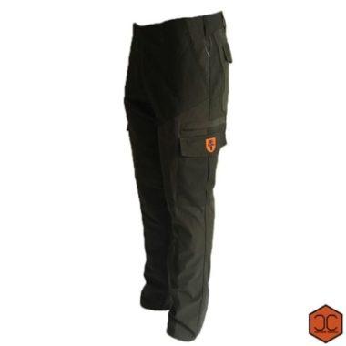 Pantalone canvas/kevlar