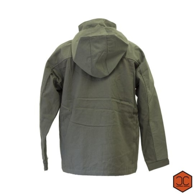 huge discount a093f 71dee Giacca Canvas e Kevlar