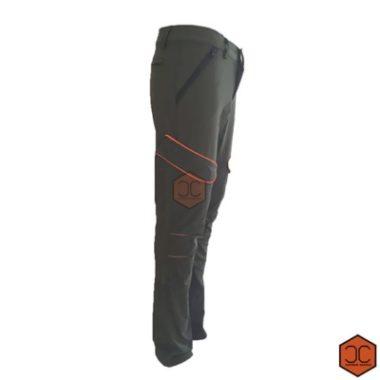 Pantalone con rinforzi in Kevlar